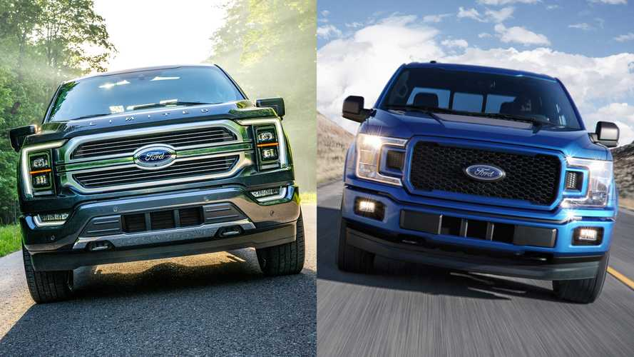 2021 Ford F-150: See The Changes Side By Side
