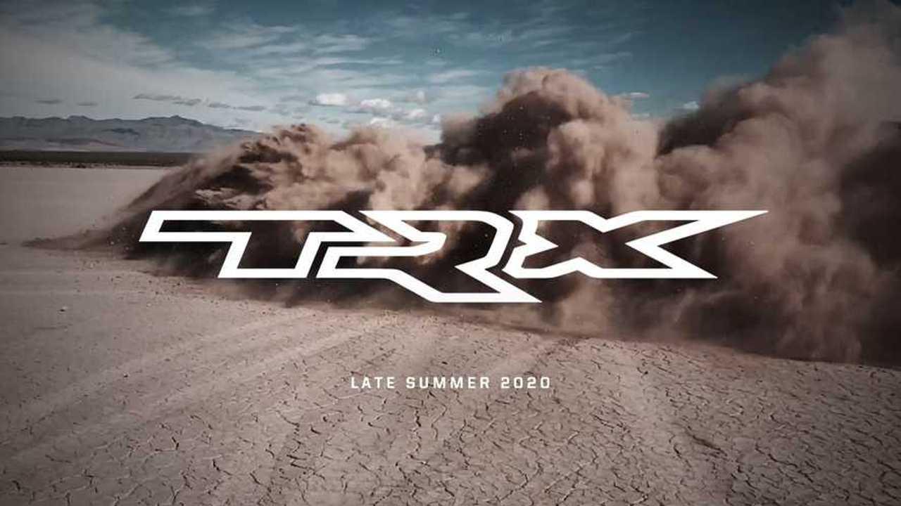 Ram TRX Teaser