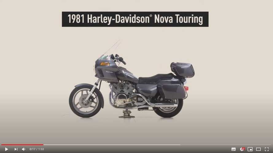 Watch The Secret History Of Harley-Davidson's Project Nova