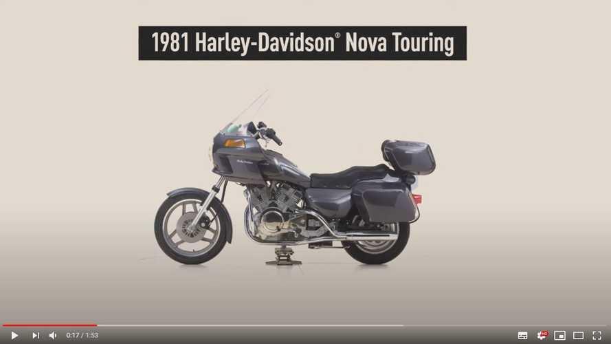 Watch The Secret History Of Harley-Davidson's Project Nova