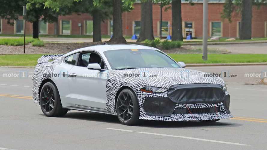 El Ford Mustang Mach 1 2020 podría rondar los 530 CV