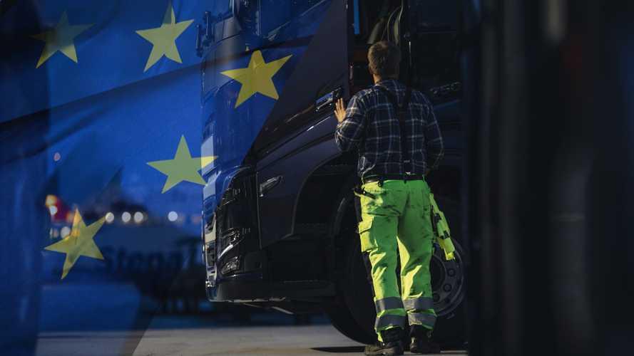 Trasporto, nuove regole in Europa. Arriva il tachigrafo sui furgoni