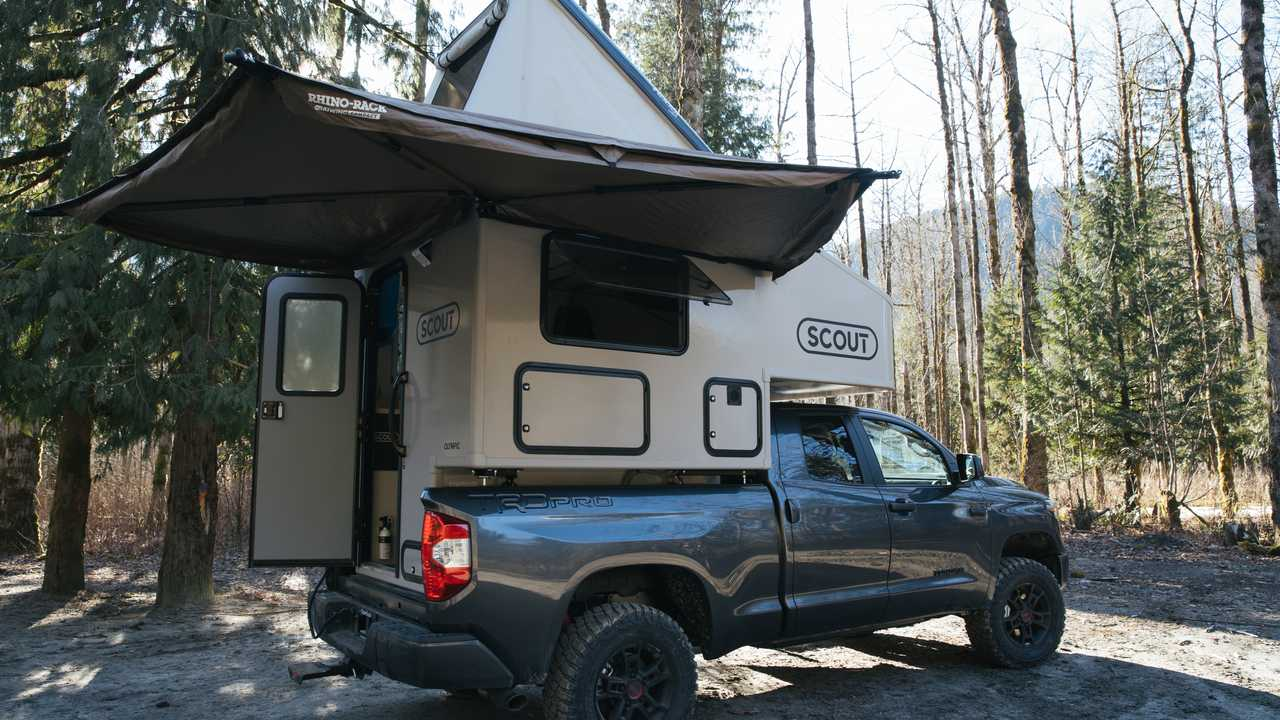 Scout Olympic Camper
