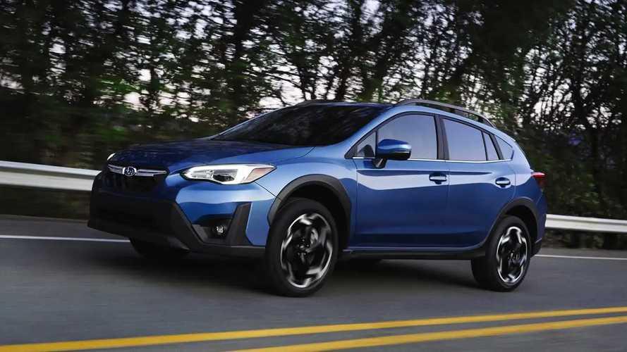Обновленный Subaru Crosstrek