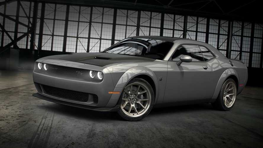 Dodge Charger, Challenger Gets New 'Smoke Show' Color For MY 2020