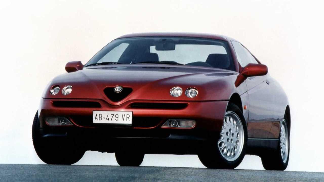 Alfa Romeo Spider / GTV