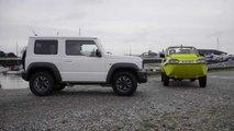 Suzuki Jimny anfibio