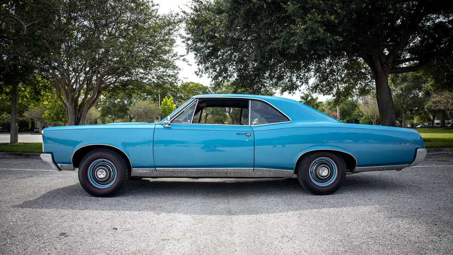 Hurry! There's Only One Day Left To Enter To Win This 1967 Pontiac GTO