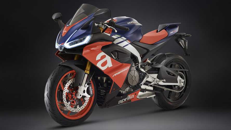 2020 Aprilia RS 660 Overview