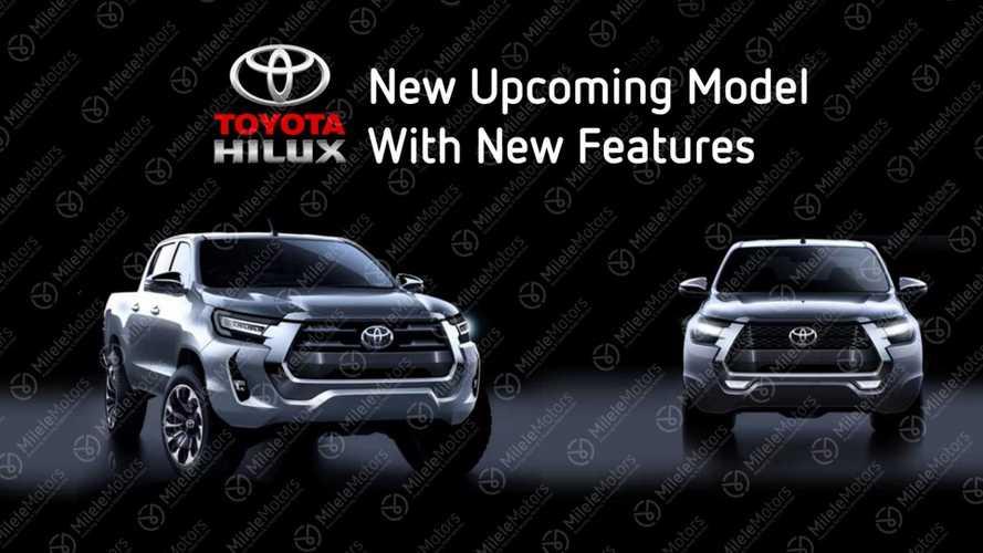 Nova Toyota Hilux 2021 pode ter estreia mundial adiada