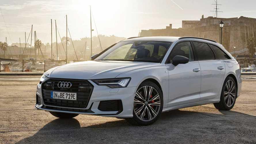 L'hybride rechargeable désormais disponible sur l'Audi A6 Avant