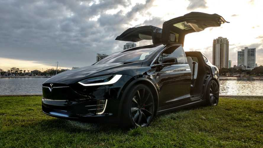 Enter Now For Chance To Win This Ultimate Tesla Model X Performance