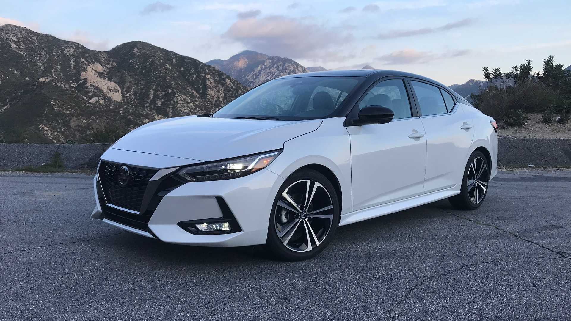 2020 Nissan Sentra Sr Review A Much Needed Improvement