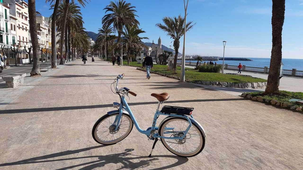 Bicicleta eléctrica Peugeot eLC01