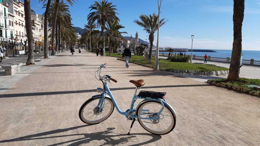 eLC01, la bicicleta eléctrica de Peugeot, en versión de 26 pulgadas