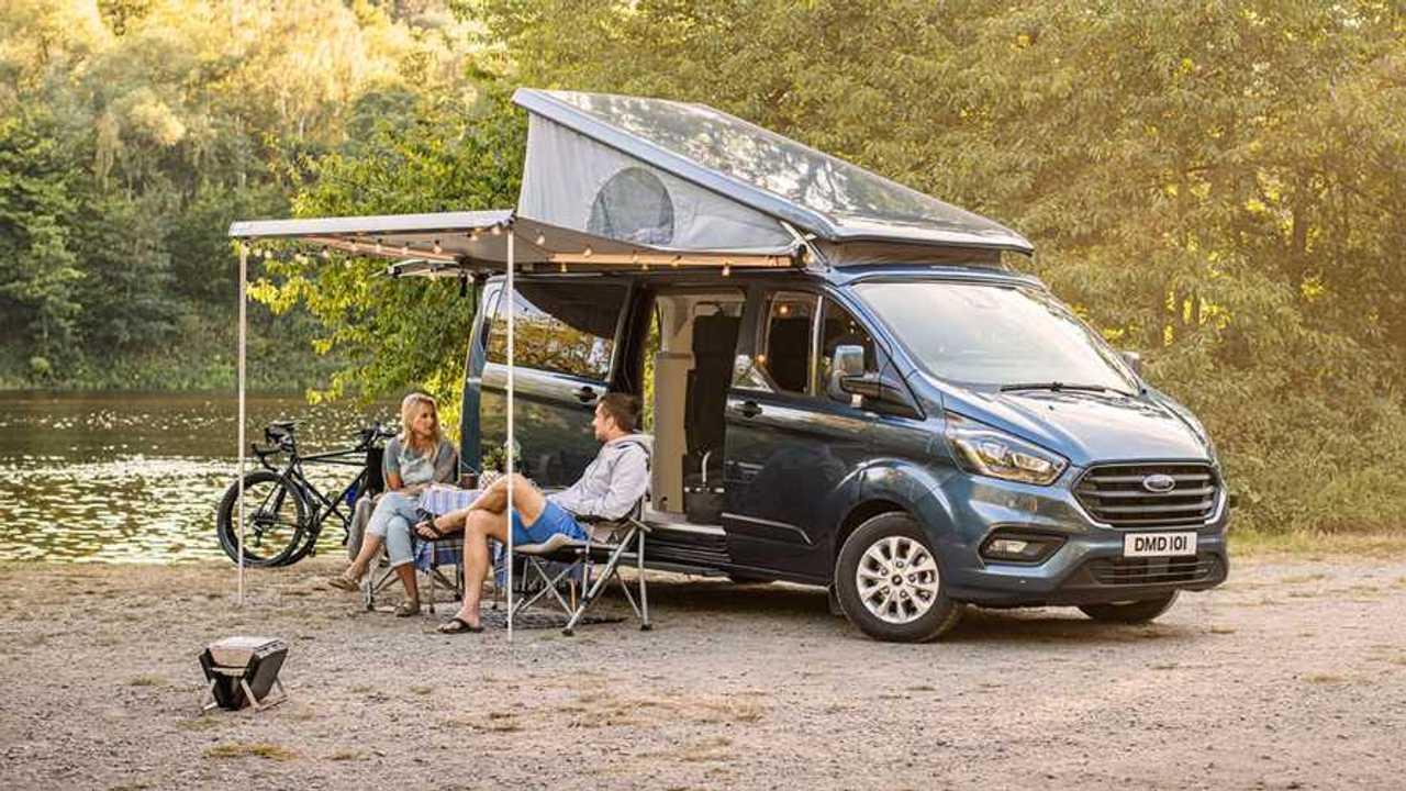 Ford Transit Custom Nugget LWB