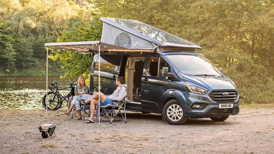 Home working fuels demand for camper vans, conversion firm claims