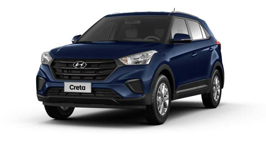 Hyundai Creta 2020 ganha nova versão automática de entrada mais completa