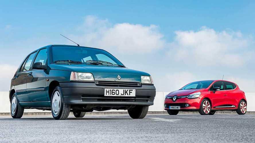 Los 30 años del Renault Clio, en 10 datos clave