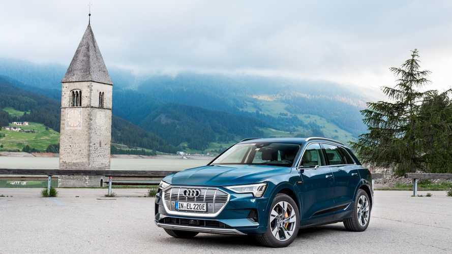 В августе в России выросли продажи новых электромобилей