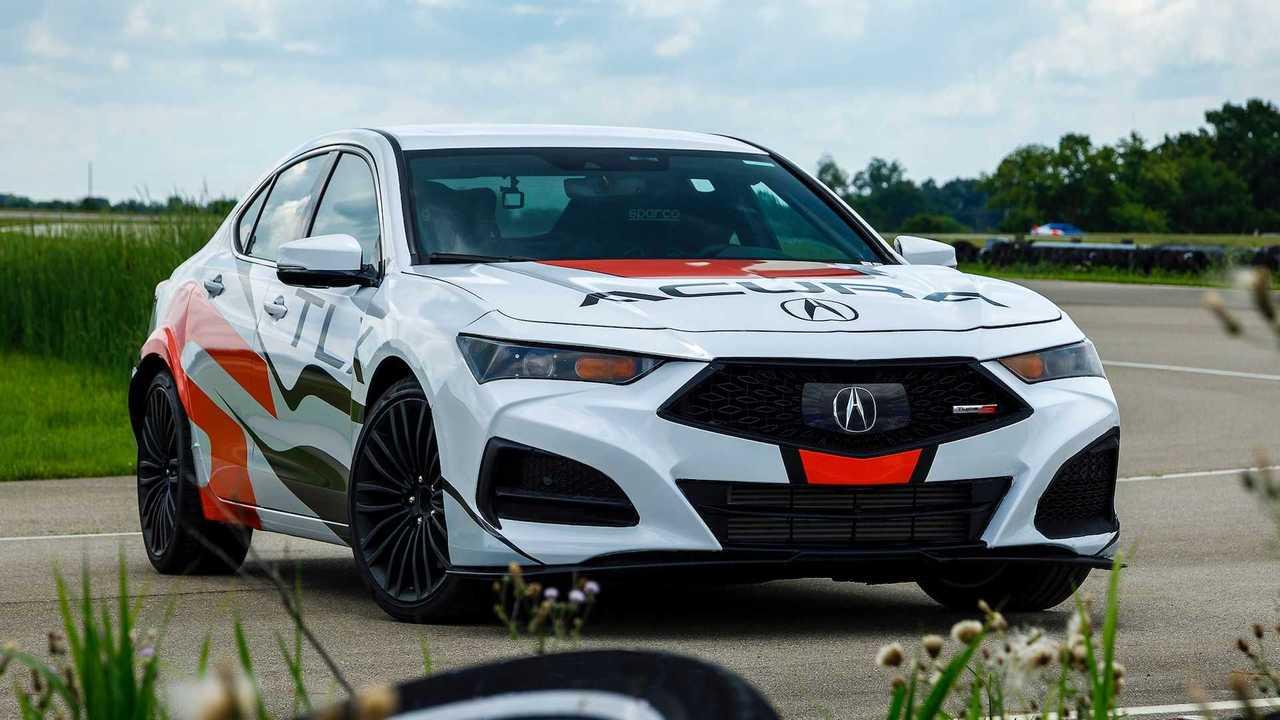 Acura TLX Lead