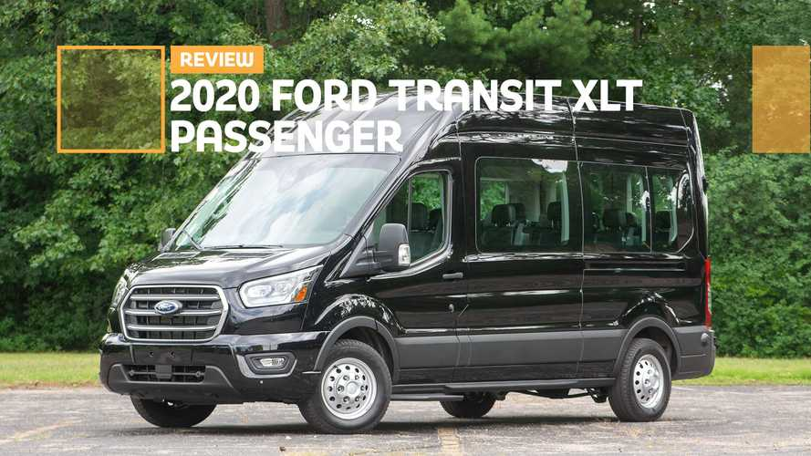 2020 Ford Transit XLT Passenger Review: Personal Personnel Carrier