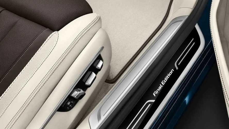 BMW X5 y X7 Final Edition 2020