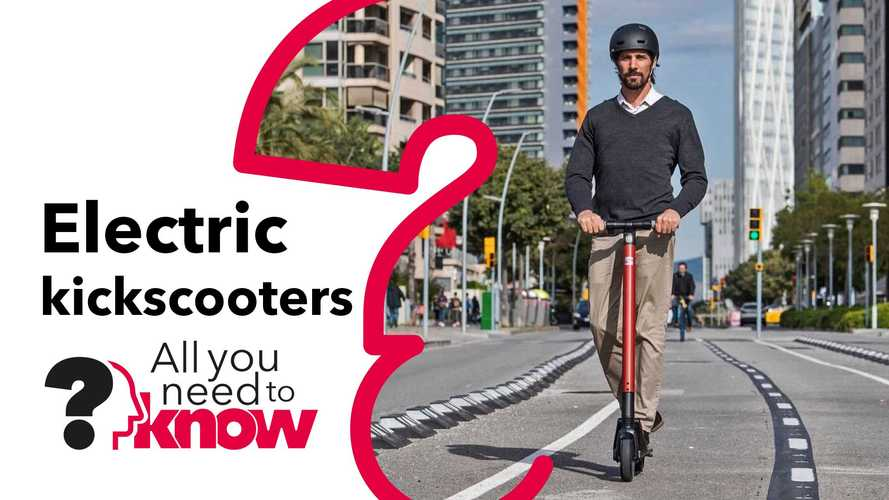 Electric Scooters: Everything You Need To Know