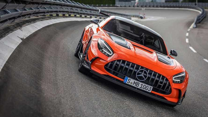 «Черную серию» оценили как 2 «обычных» Mercedes-AMG GT R