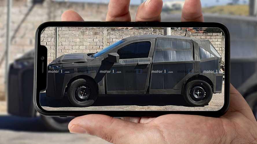 Flagra: SUV do Fiat Argo testa motor 1.0 turbo e câmbio CVT
