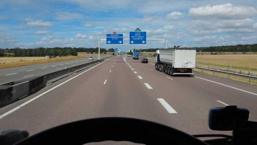 La limitation de la vitesse à 110 km/h sur autoroute adoptée par la CCC