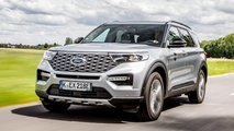 Ford Explorer (2020) im Test