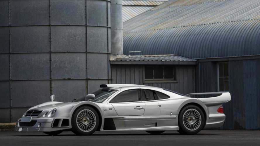 RM Sotheby's adds race-bred Mercedes CLK GTR to Monterey line-up