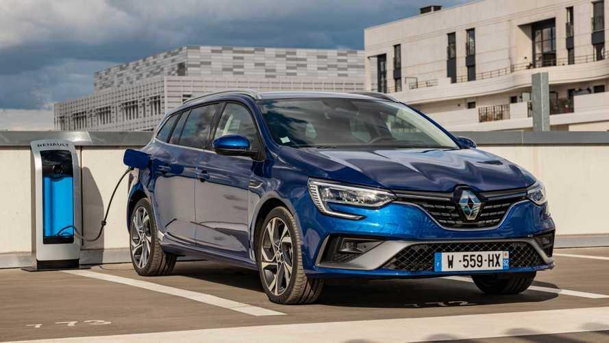 Renault Mégane Grandtour E-Tech Plug-in 160: Preise starten bei 34.990 Euro