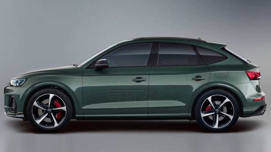 Audi Q5 Sportback Will Probably Look Like This
