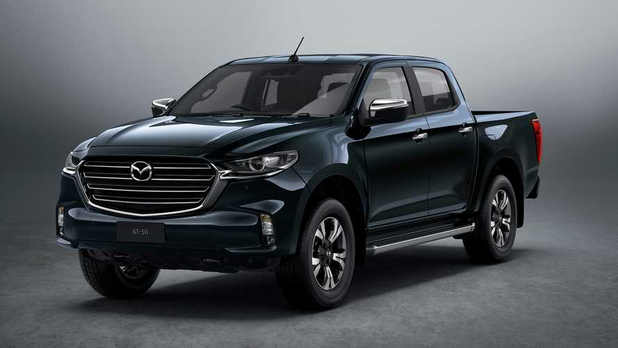 Mazda BT-50: el atractivo pick-up que no conduciremos