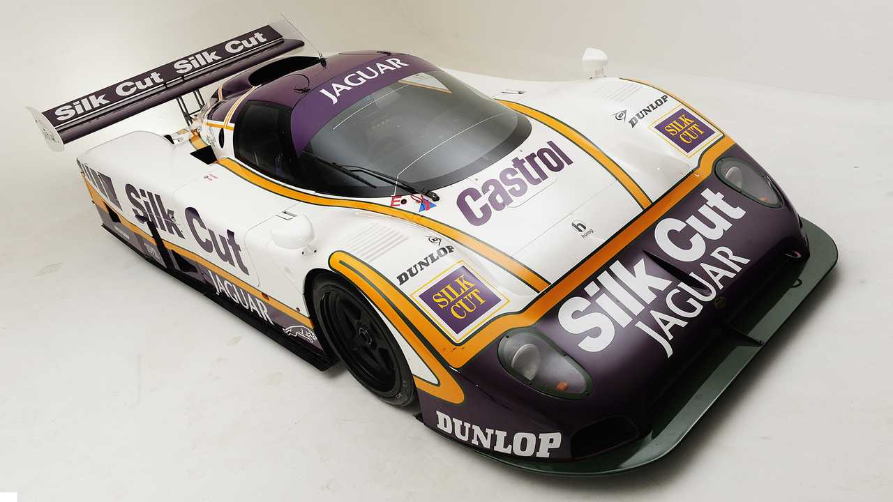 Jaguar XJR-8 Groupe C (1987) - 1,1 million d'euros