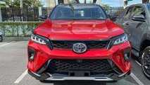 Nova Toyota SW4 2021 - Ao Vivo
