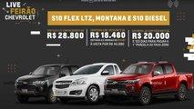 Nova Chevrolet S10 2021 - Live