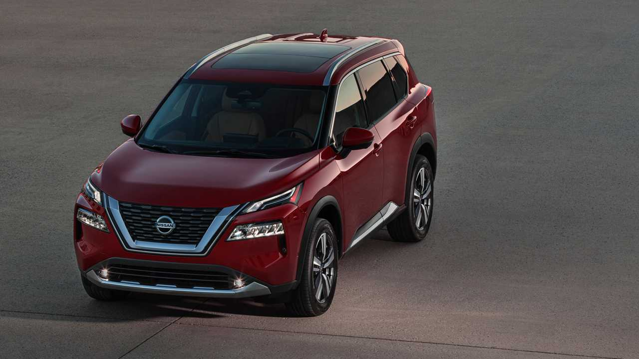 Nuova Nissan Rogue