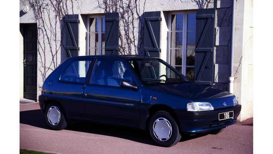 Les électriques d'avant et d'aujourd'hui de Peugeot