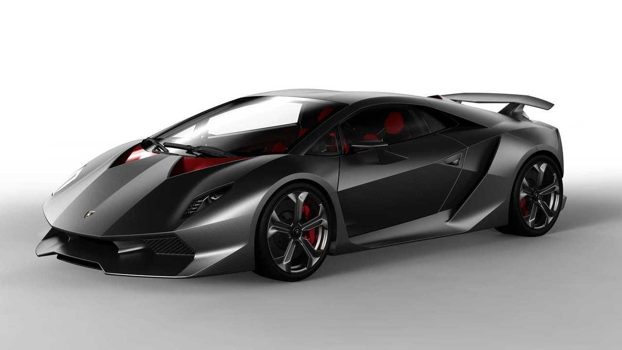 10. Lamborghini Sesto Elemento