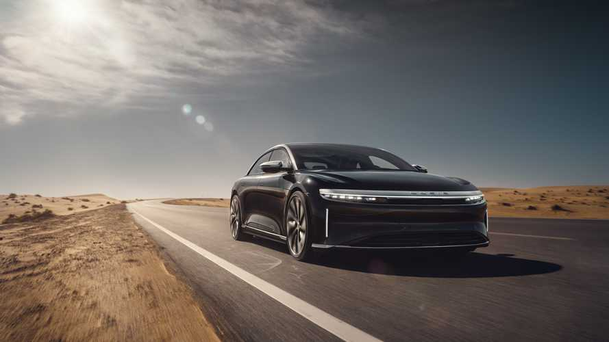 Did Lucid Motors Just Reveal The Production Version Of The Air In A Tweet?