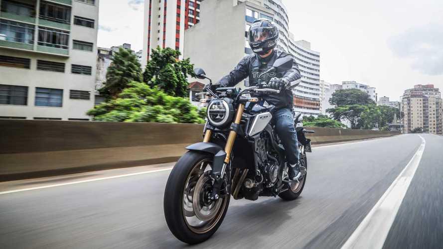 Novas Honda CB 650R e CBR 650R 2020 chegam às concessionárias; veja preços