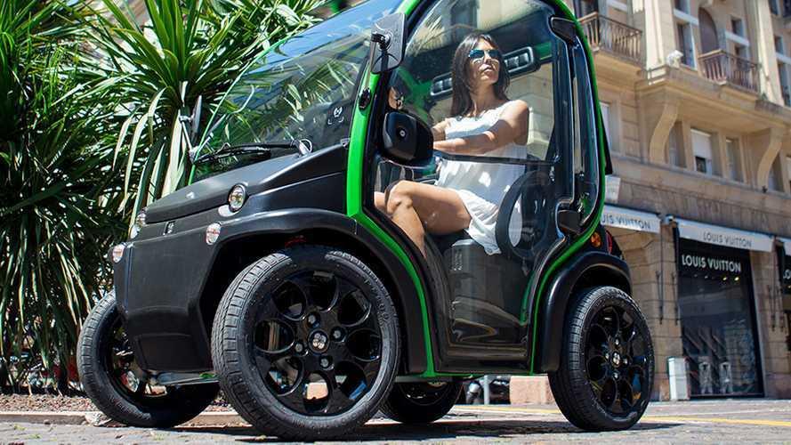 Quadriciclo elettrico per la città? Birò ora è a noleggio a 229 €/mese
