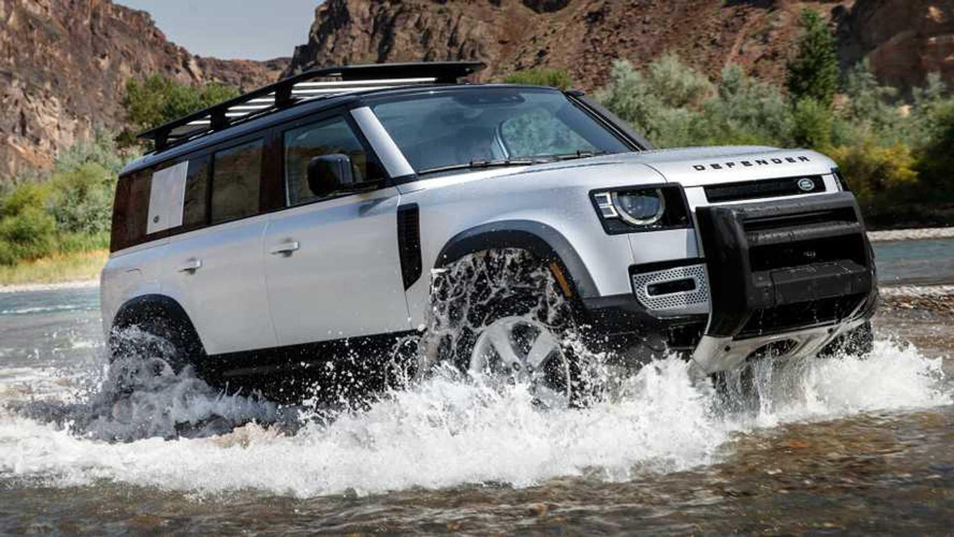 2020 Land Rover Defender Deliveries Finally Begin In United States