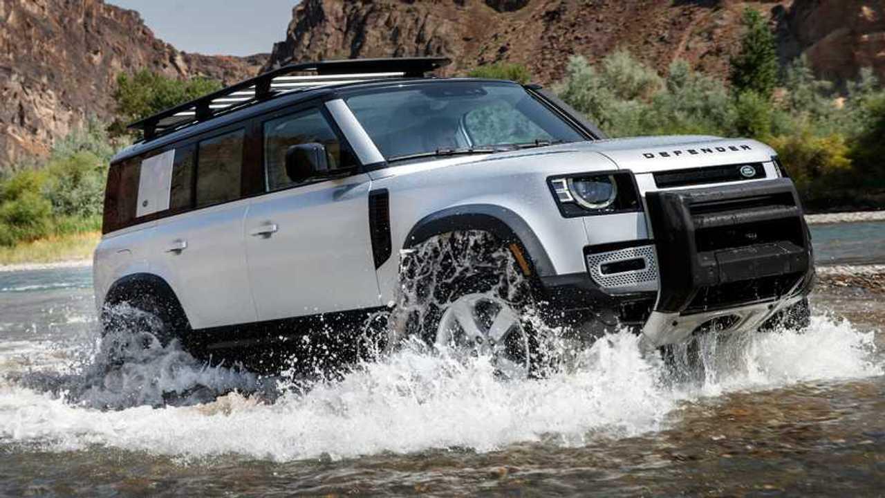 Land Rover Defender US Deliveries
