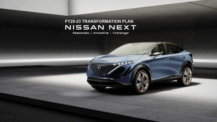 Nissan Next Video Shows Final Ariya And Insinuates It May Kill The Leaf