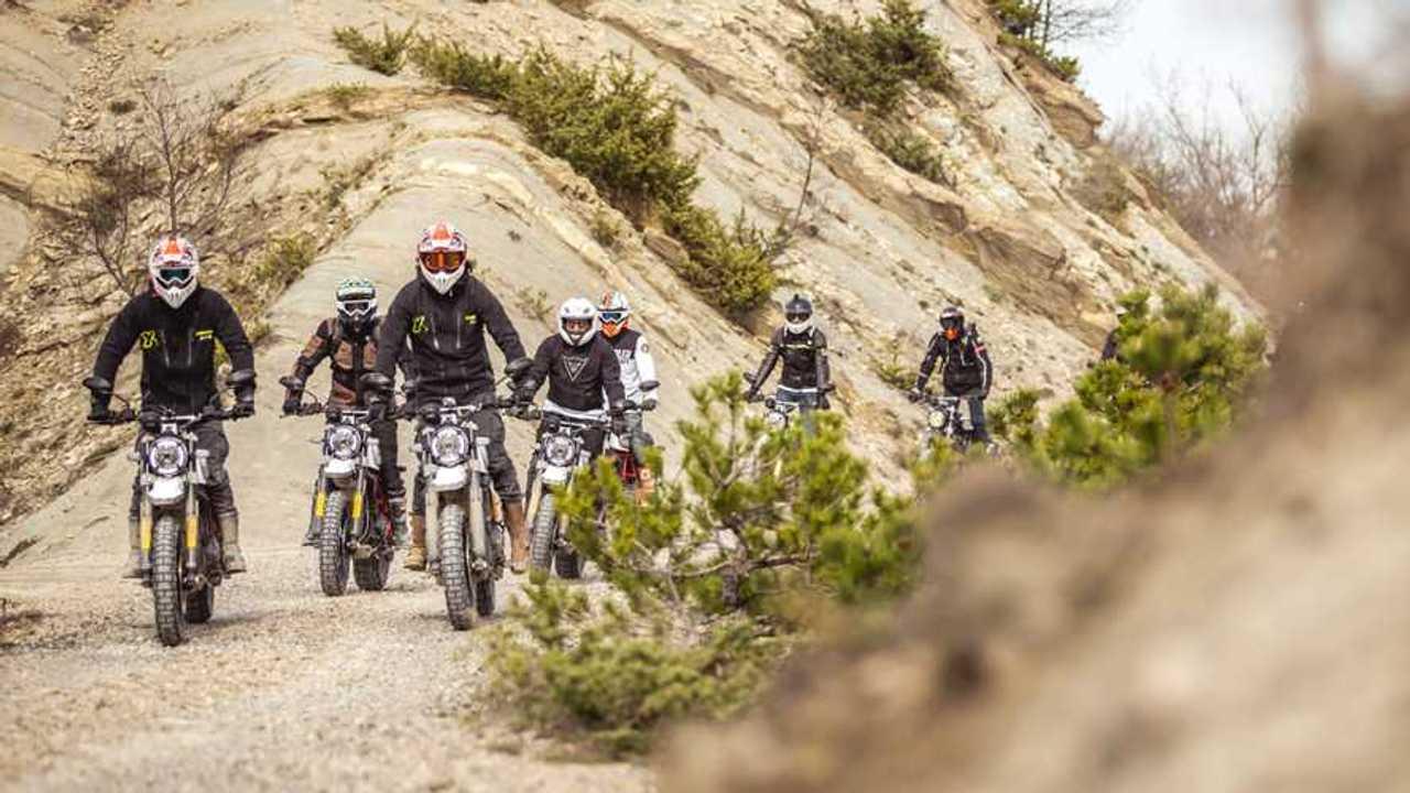 Ducati Scrambler Days of Joy Event