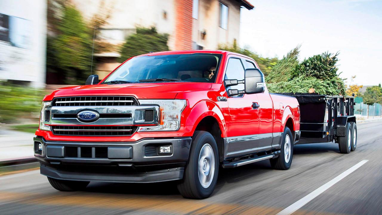 Platz 6: Ford